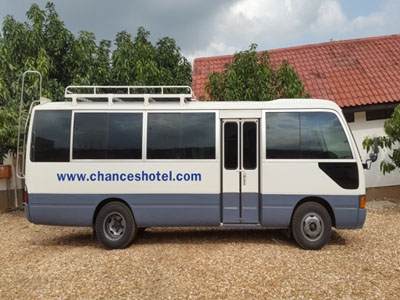 Photo of Chances Hotel Coasta Bus