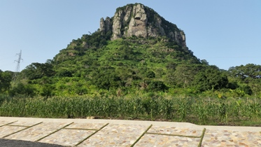 Adaklu Mountain