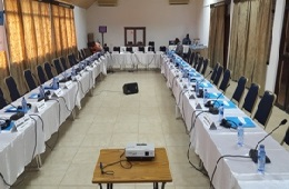 Photo of Large Conference Room at Chances Hotel